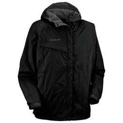 "New Mens Columbia ""Watertight"" Omni-Tech Packable Rain Wind"
