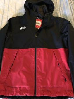 New The North Face Millerton Waterproof Rain Jacket Dryvent