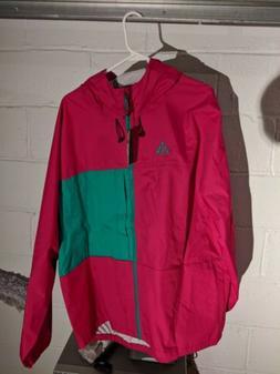 NEW Nike Packable Rain Jacket ACG BQ7340 607 Size XL