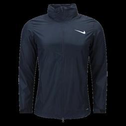 New Nike Shield Tech Academy 18 Rain Jacket Men's Medium Soc