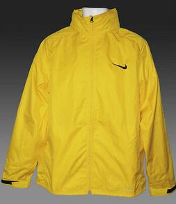 NEW Nike STORM FIT Rain Jackets Packable with Retractable Ho