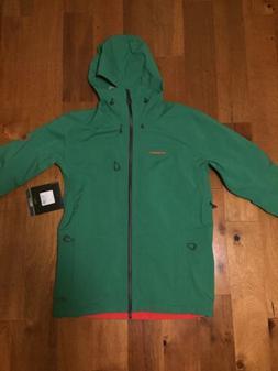 New Mammut Trift Mens 3L Parka Coat Jacket Ski Snowboard M L