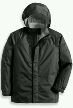 New! Waterproof /Windproof Rainwall Rain Jacket - Boys' XS -