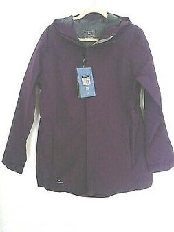 White Sierra Women's Sierra Guide 2.5 Layer Rain Jacket Purp