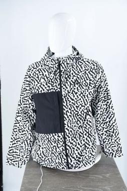 Nike ACG Packable Rain Jacket Black/White - NEW
