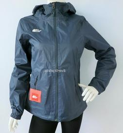 NORTH FACE Boreal Women's Rain Jacket Urban Navy MSRP $99 sz