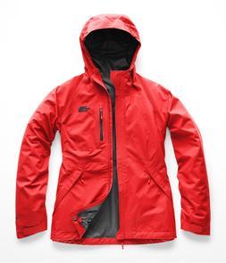 North Face Women's Dryzzle Goretex Rain Jacket Medium in Jui