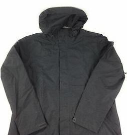 North Face Women's Venture 2 Jacket Dark Grey Heather Size X