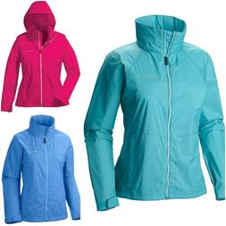 NWT $70 COLUMBIA Switchback II Rain/Wind Jacket Women Plus S