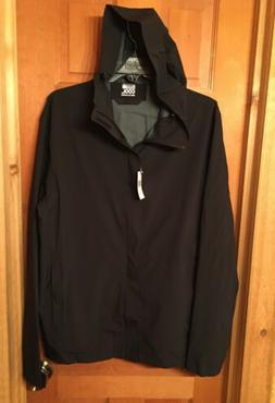 NWT 32 Degrees Cool Men's Performance Rain Hooded Jacket