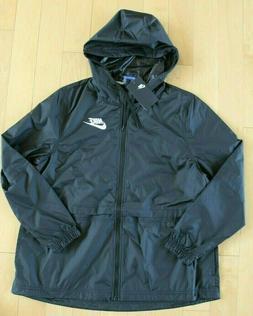 nwt logo women s windbreaker rain jacket