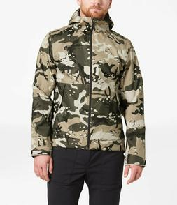 NWT THE NORTH FACE MEN'S MILLERTON HOODED RAIN JACKET PEYOTE
