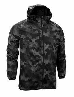 NWT Adidas Men's Own the Run Jacket Running Windbreaker Rain