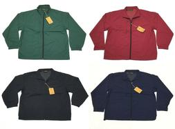 NWT NEW Timberland Weathergear Jacket Packable Rain Shell Me