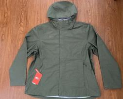 NWT The North Face Women's Venture Dryvent Waterproof Hooded