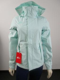 nwt womens resolve 2 waterproof dryvent hooded