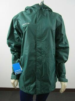NWT Womens XL Columbia Arcadia II Packable Waterproof Rain S