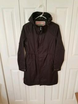 HUNTER Ori Original Rain Coat Packable Jacket - XS