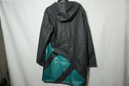 Adidas Originals EQT Hooded Rain Jacket Men's Size L Black S