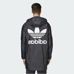 Adidas Originals Trefoil Rain Coat Jacket