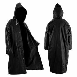 Outerwear Poncho EVA Rain Coat Waterproof Raincoat Hooded Ja