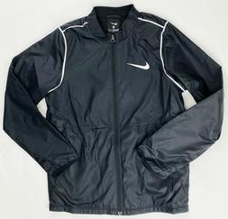 Nike Performance Park 20 Rain Jacket Youth Unisex Medium Bla