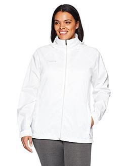 Columbia Women's Plus Size Switchback Iii Jacket White 2X