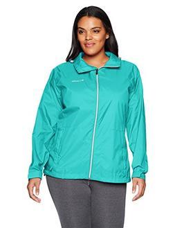 Columbia Women's Plus Size Switchback Iii Jacket, Miami, 3X
