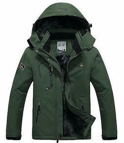 Kariban Parka Jacket Showerproof and Windproof