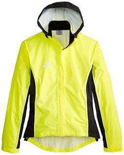 O2 Rainwear Primary Jacket, Yellow, Large