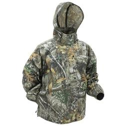 pro action rain jacket realtree edge camo