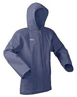 Rain Jacket, Large To X Large, Navy