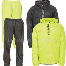 Caterpillar Rain Jacket or Pants Mens Typhoon Packable Water