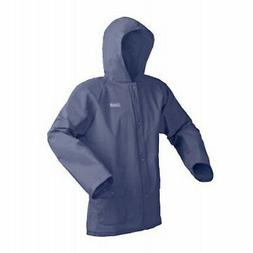 Rain Jacket, Small To Medium, Navy