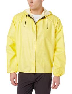 O2 Rainwear Original Hooded Jacket, Yellow, X-Large