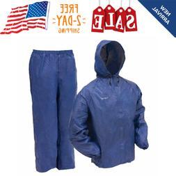 Rain Suit Frogg Toggs Ultra Lite Waterproof Jacket Pants Gea