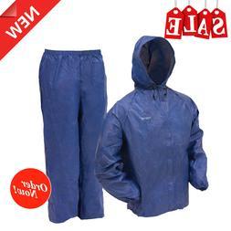 Rain Suit Ultra Lite Waterproof Jacket Pants Gear Wear Frogg