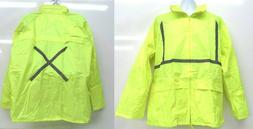 Reflective Tape Rain Coat Raincoat Jacket Extreme Design Roa