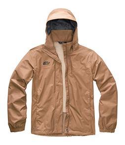 The North Face Men's Resolve 2 Jacket, Cargo Khaki, Size S