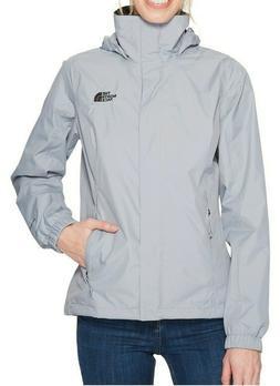 The North Face Women's Resolve 2 Jacket - Mid Grey & TNF Bla