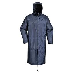 Portwest S438NARXXXL Classic Rain Coat, Fabric, 3X-Large, Na