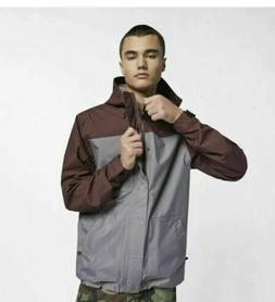 Nike SB Shield Waterproof Rain Jacket  Mens 938478-652 Wind