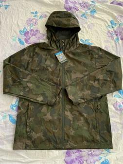 Size M / L / XL Men Columbia Roan Mountain Jacket Rain Prote