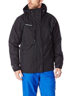 Columbia Sportswear Men's Alpine Action Jacket, Hyper Blue,