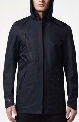 NIKE SPORTSWEAR BONDED BLAZER RAIN JACKET BLACK 836411 010 U