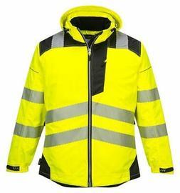 Portwest T400 Vision Reflective Hi-Vis Waterproof Rain Safet