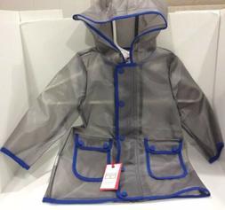 Hunter for Target Boys Girl Toddler Child Gray Blue Rain Coa