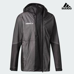 Adidas Terrex Waterproof Primeknit Rain Jacket DZ2055 Men's