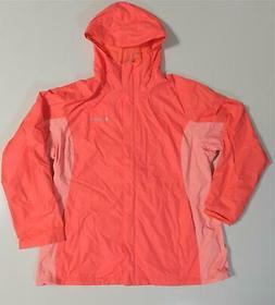 Columbia Timber Pointe II Jacket Women Plus 1X 2X 3X Hooded
