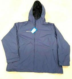 Columbia Timber Pointe ll Omni-Tech Womens Rain Jacket Blue